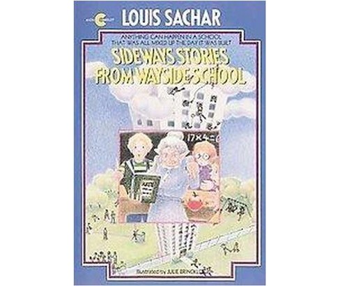 Sideways Stories from Wayside School (Paperback) (Louis Sachar) - image 1 of 1