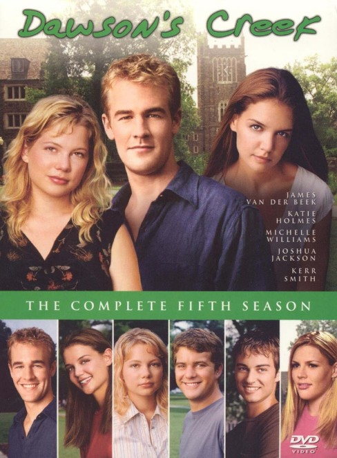 Dawson's Creek: The Complete Fifth Season [4 Discs] - image 1 of 1