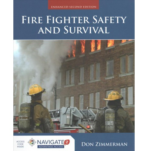 Fire Fighter Safety and Survival (Paperback) (Don Zimmerman) - image 1 of 1