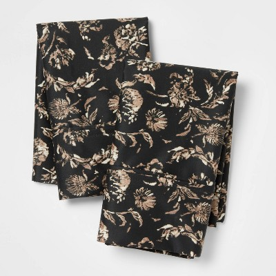 400 Thread Count Performance Printed Pillowcase Set - Threshold™