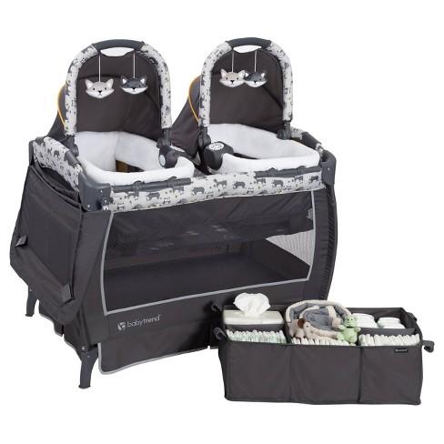 Baby Trend Twins Nursery Center - image 1 of 4