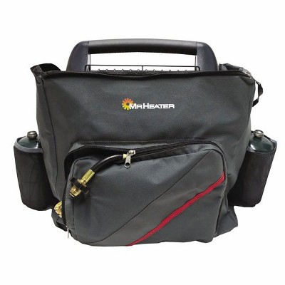 Mr. Heater MH-F232078 12B Big Buddy Portable Propane Heater Carry Bag, Carries Canisters, Hoses, Regulators, & Accessories for Camping, Travel, & More
