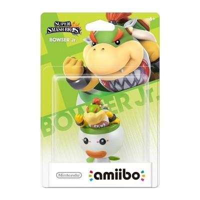 Nintendo Super Smash Bros. amiibo Figure - Bowser Jr.