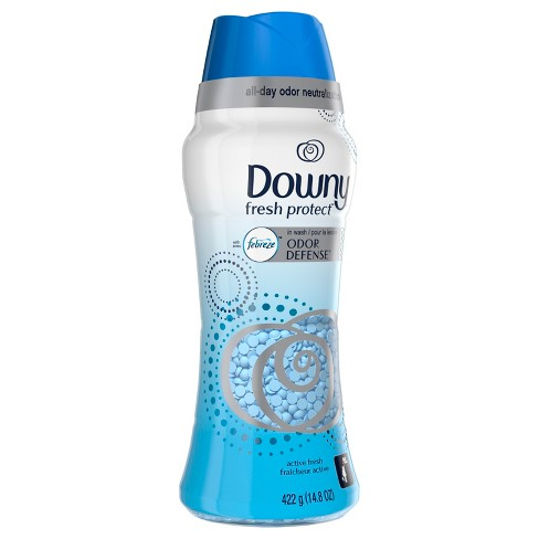 Downy Fresh Protect In-Wash Scent Booster Beads - 14.8oz - image 1 of 3