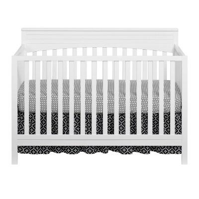Oxford Baby Harper 4-in-1 Convertible Crib - White