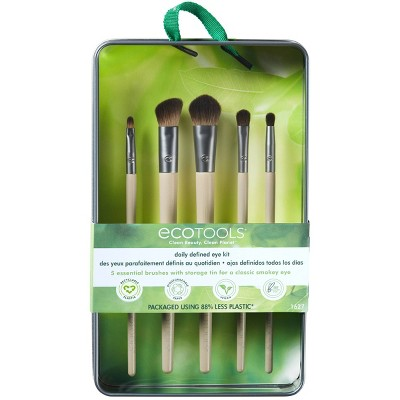 EcoTools Daily Defined Eye Kit 5pc Brush Kit
