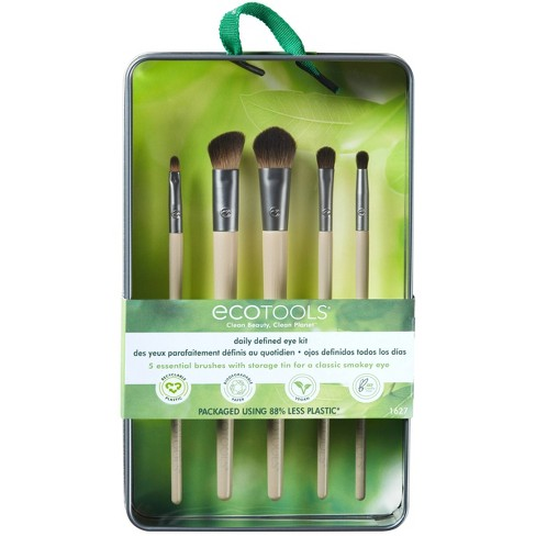 EcoTools Daily Defined Eye Kit 5pc Brush Kit - image 1 of 4