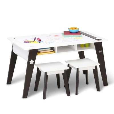Arts and Crafts Table Espresso - WildKin