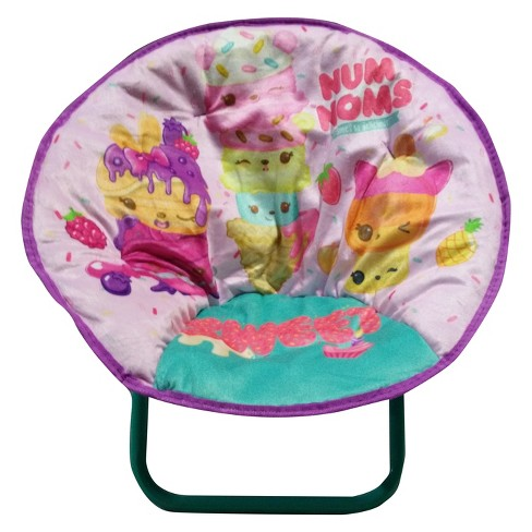 Num Noms Toddler Saucer Chair - MGA Entertainment - image 1 of 2
