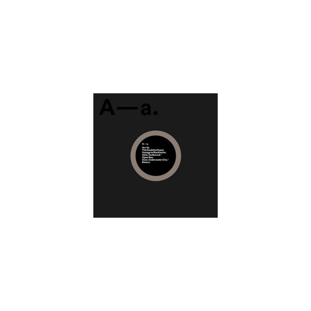 Doubtful Guest - Voyage To Blacklantis (Vinyl)