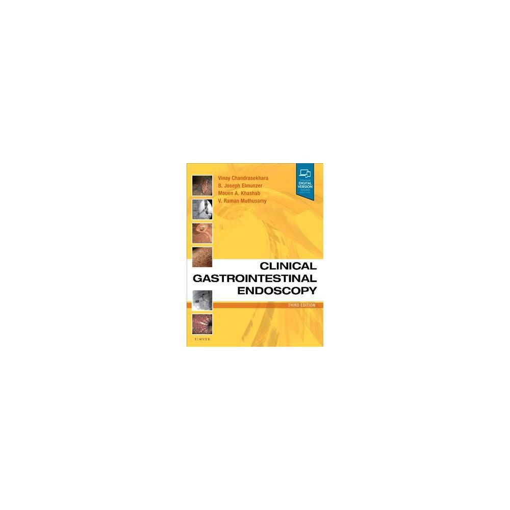 Clinical Gastrointestinal Endoscopy - (Hardcover)