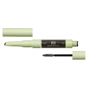 Pixi By Petra Natural Brow Duo - Soft Black