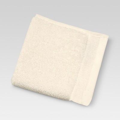 Ultra Soft Washcloth Natural Cream - Threshold™
