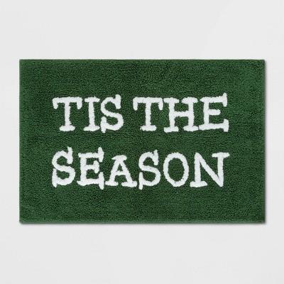 Tis The Season Rug Green - Threshold™