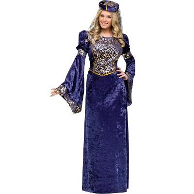 Fun World Royal Renaissance Maiden Adult Costume