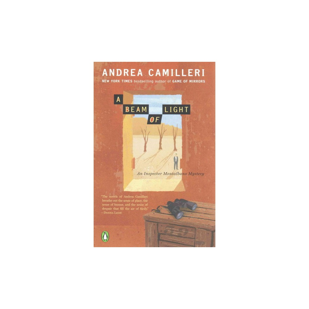 Beam of Light (Paperback) (Andrea Camilleri)