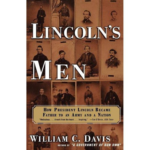 Lincoln's Men - by  William C Davis (Paperback) - image 1 of 1