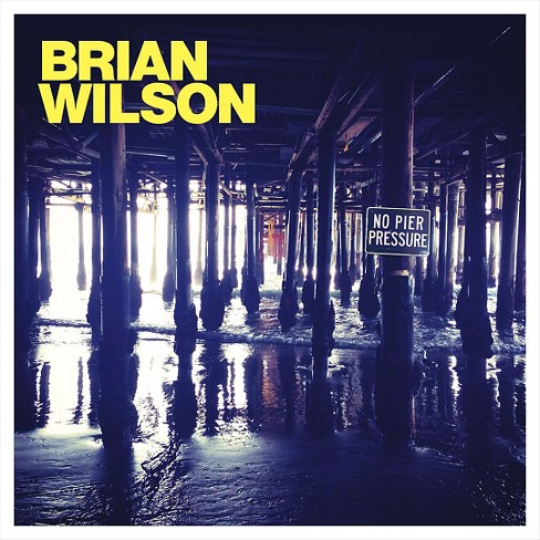 Brian wilson - No pier pressure (CD) - image 1 of 1