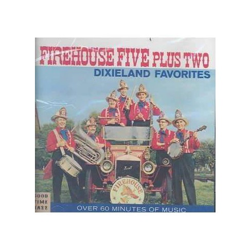 Firehouse Five Plus Two (The) - 16 Dixieland Favorites (CD) - image 1 of 1