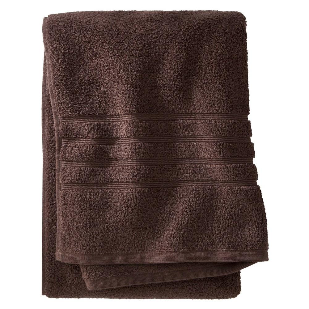 Luxury Bath Sheet Morel Brown Fieldcrest 8482