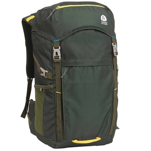 """Sierra Designs 21.26"""" Mount Sanitas 40L Backpack - Green - image 1 of 4"""