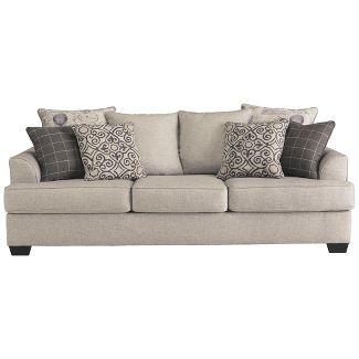 Velletri Sofa Oatmeal Gray - Signature Design by Ashley