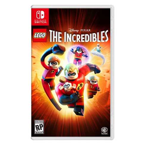 Lego The Incredibles Nintendo Switch Target