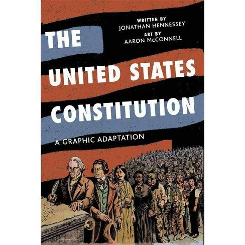 The United States Constitution - by  Jonathan Hennessey (Paperback) - image 1 of 1