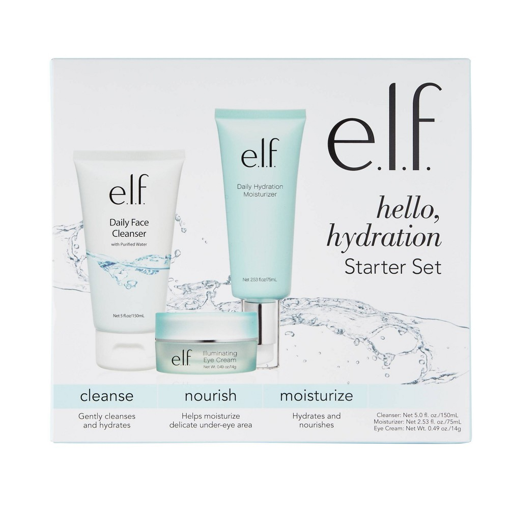 Image of e.l.f. Hello Hydration Starter Set