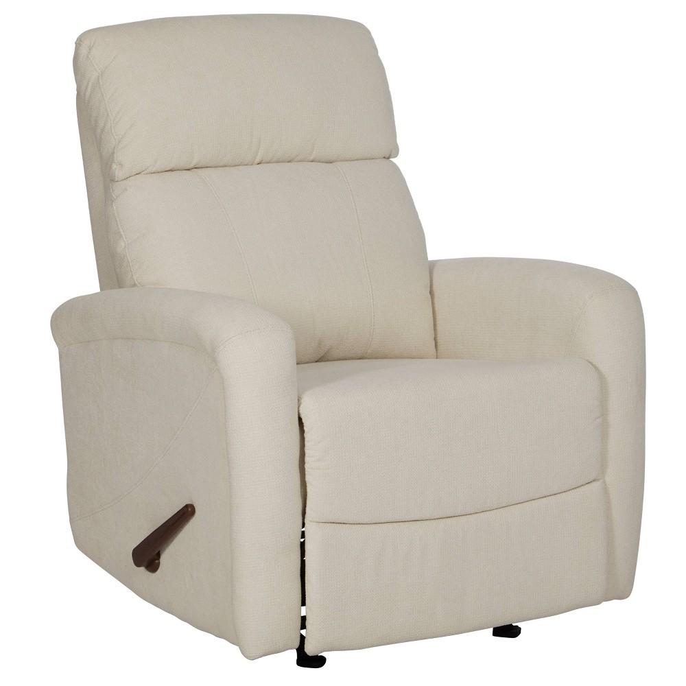 Prolounger Power Recline and Lift Chair Cream (Ivory) - Handy Living