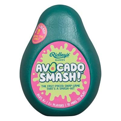 Ridleys Avocado Smash Game