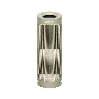 Sony SRSXB23 EXTRA BASS Wireless Portable BLUETOOTH IP67 Waterproof Speaker – Taupe