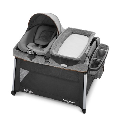 Graco Premier Pack 'n Play FoldLite Playard - Savoy Collection