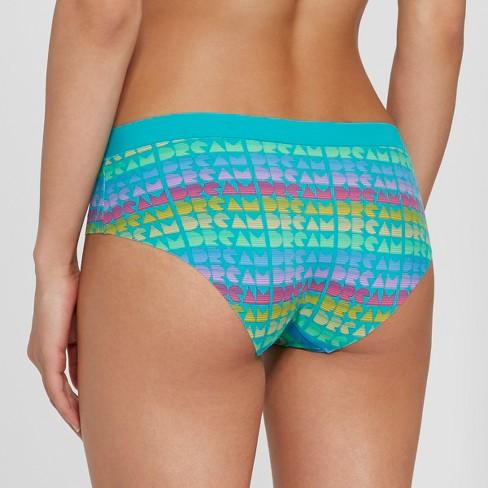 0ff6ec1e018e Women's Laser Cut Hipster - Xhilaration™ Coastal Green L : Target