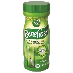Benefiber Prebiotic Sugar Free Fiber Supplement Powder - 8.7oz (62 servings)