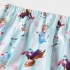 Girls' Frozen Sisters 2pc Pajama Set - White - image 3 of 3