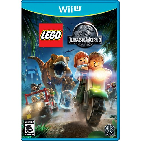 LEGO Jurassic WorldWii U - image 1 of 1