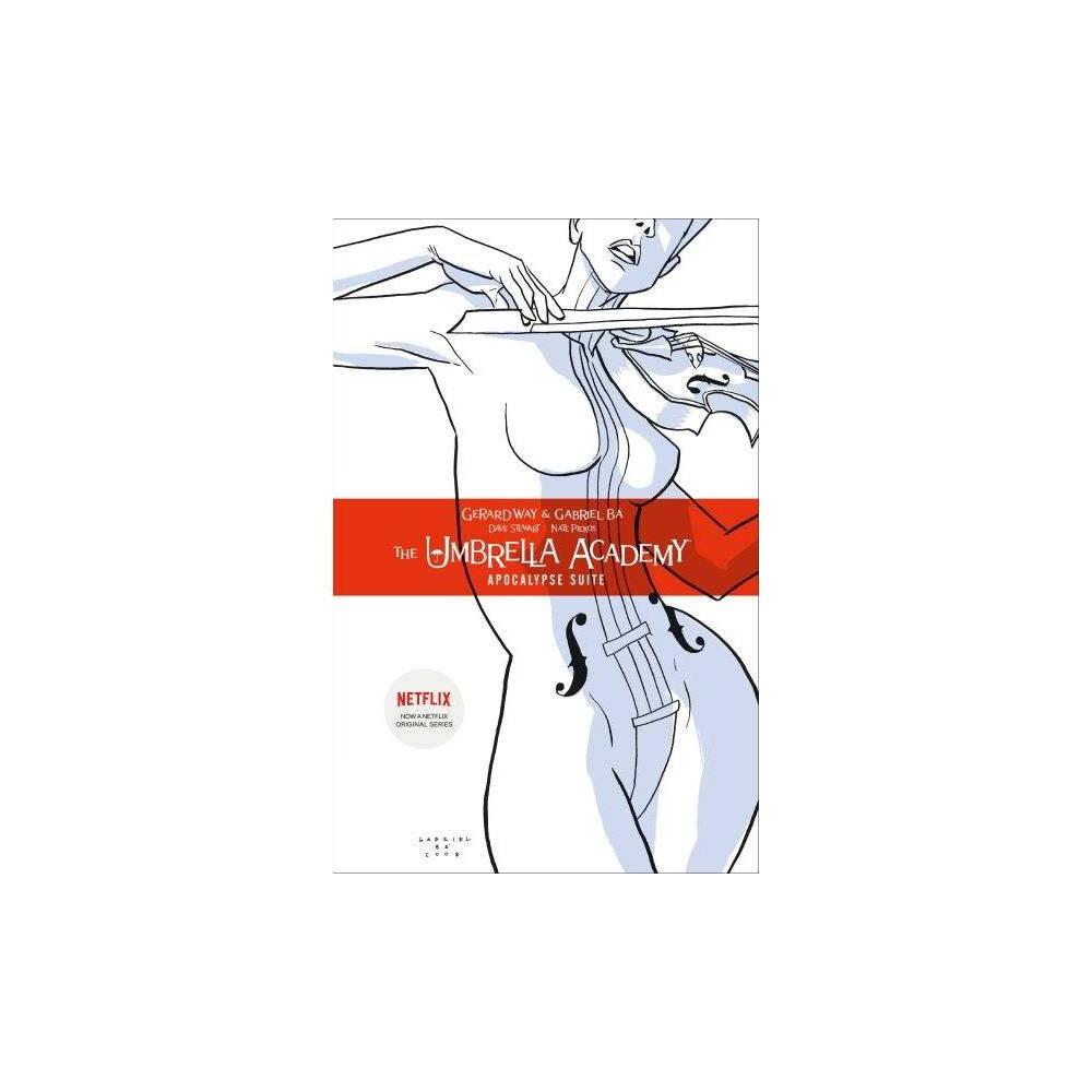 Umbrella Academy 1 : Apocalypse Suite - (Umbrella Academy) by Gerard Way (Paperback)