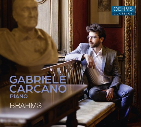 Gabriele carcano - Brahms (CD) - image 1 of 1