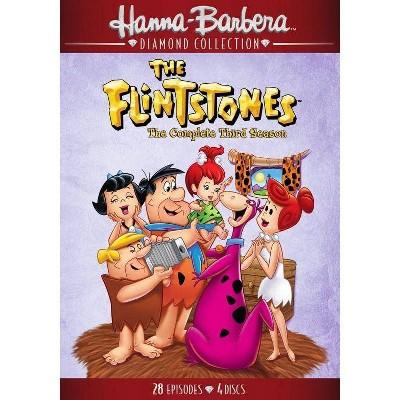 The Flintstones: The Complete Third Season (DVD)(2017)