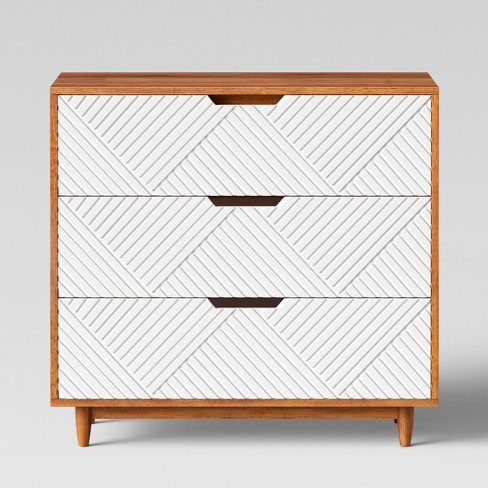 Touraco Dresser White Brown - Opalhouse™ - image 1 of 3