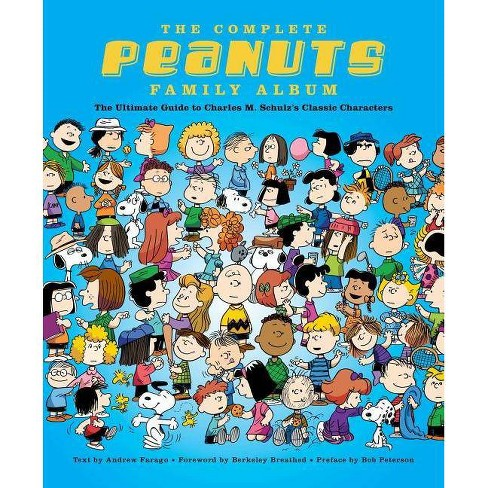 The Complete Peanuts Family Album - by  Andrew Farago (Hardcover) - image 1 of 1