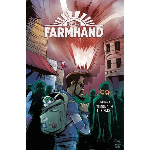 Farmhand Volume 2: Thorne in the Flesh - by  Rob Guillory (Paperback) - image 1 of 1