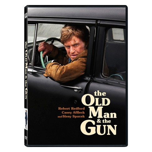 The Old Man & The Gun (DVD) - image 1 of 1
