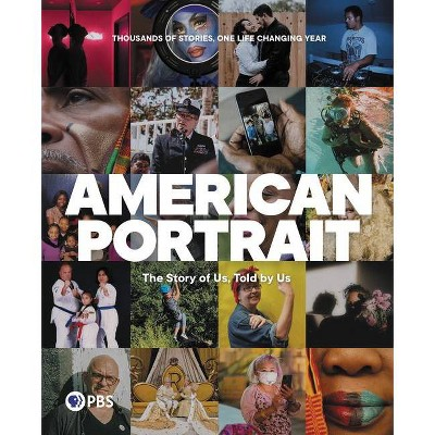 American Portrait - by PBS (Paperback)