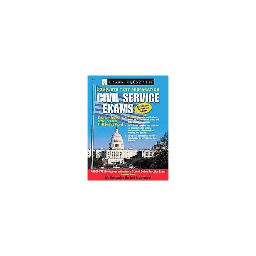 Civil Service Exams (Paperback)