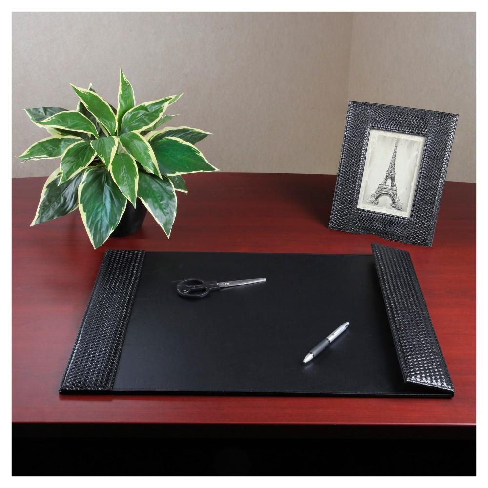 Image of Desk Pad On My Desk, Blue
