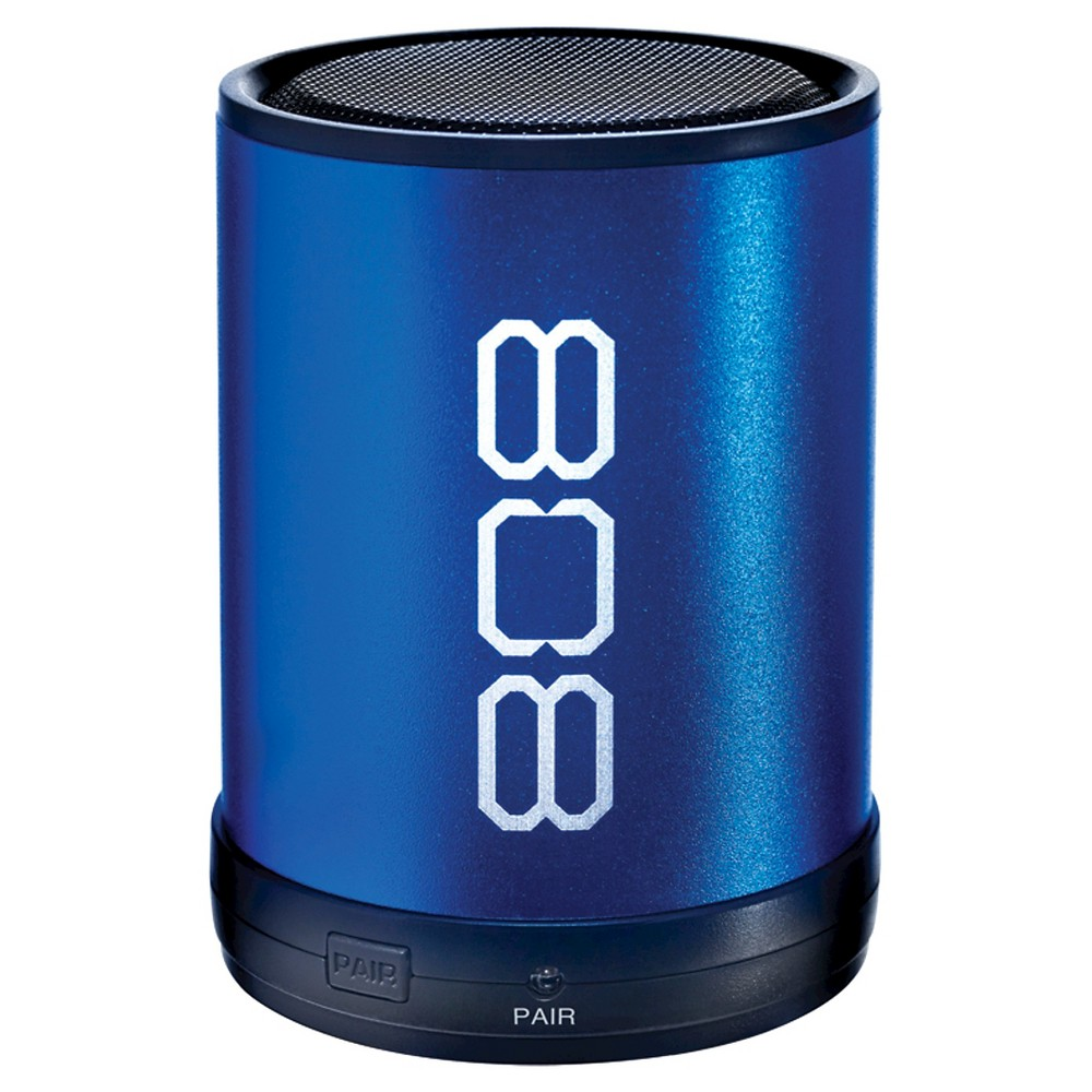Image of 808 Canz Bluetooth Speaker - Blue (SP880BL)