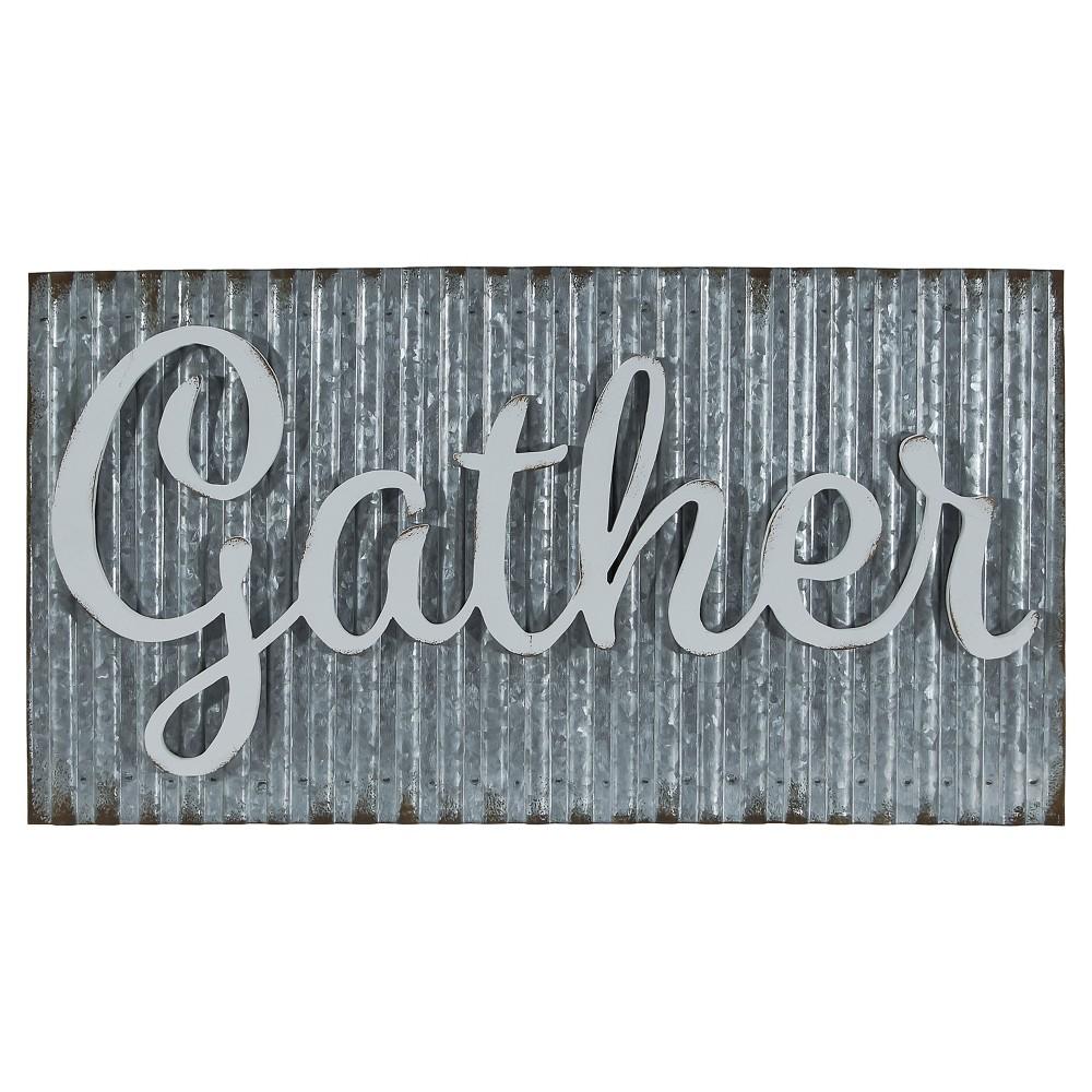 Gather Wall Decor - VIP Home & Garden