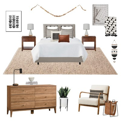 California Casual Bedroom Styled By Emily Henderson Target